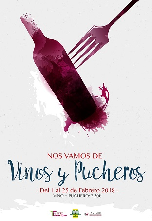 Cartel Pucheros
