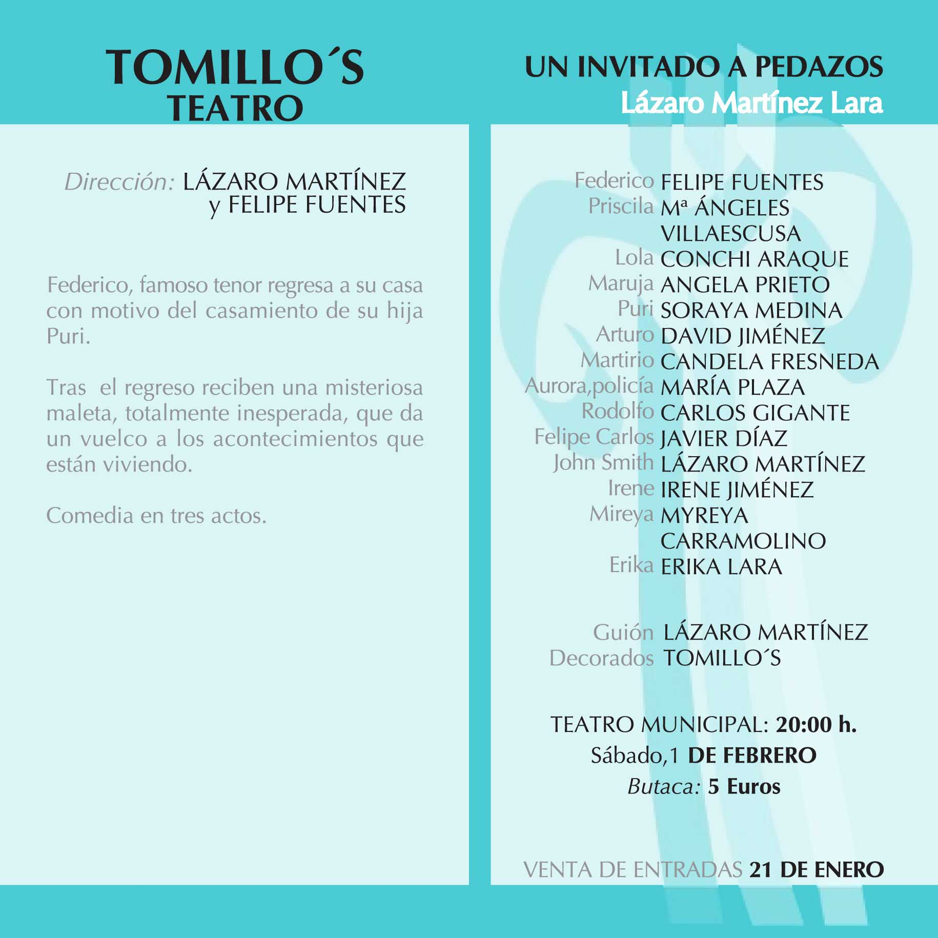 Tomillos